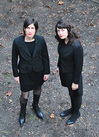 Les Trotteuses © Anne Moirier & Aurélie Pertusot