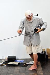Akio Suzuki © by Atsush Koyama