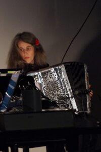Anja Kreysing (Foto by F.F.)